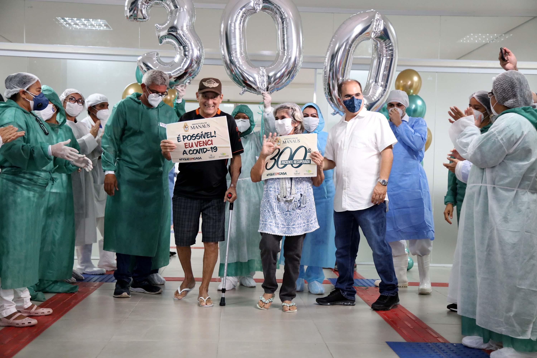 Mais de 25 mil pessoas se recuperaram da Covid-19 no AM
