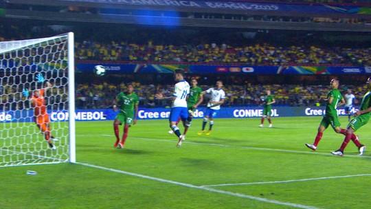 Laterais por dentro, meio-campo vazio e brilho de Coutinho: os detalhes táticos da vitória do Brasil