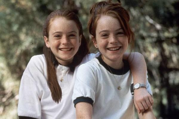 A atriz Lindsay Lohan (Foto: Reprodução)