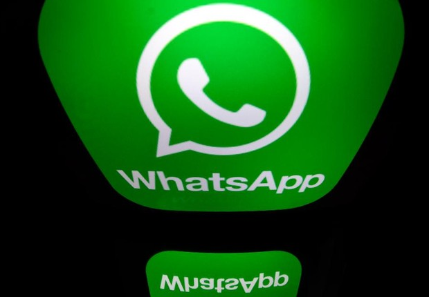 WhatsApp (Foto: Lionel Bonaventura/AFP/Getty Images)