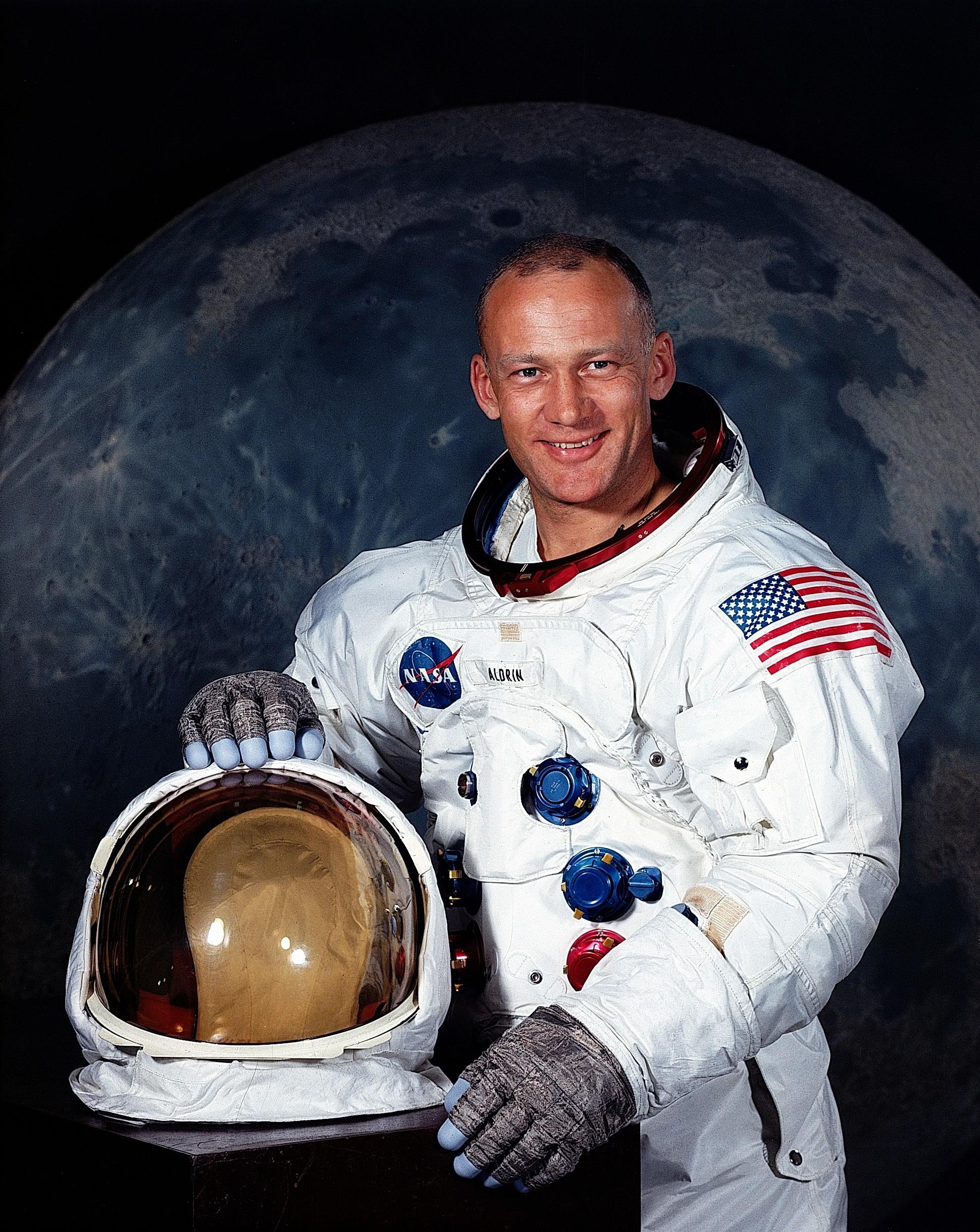 Buzz Aldrin fez parte da missão Apollo 11 (Foto: NASA)