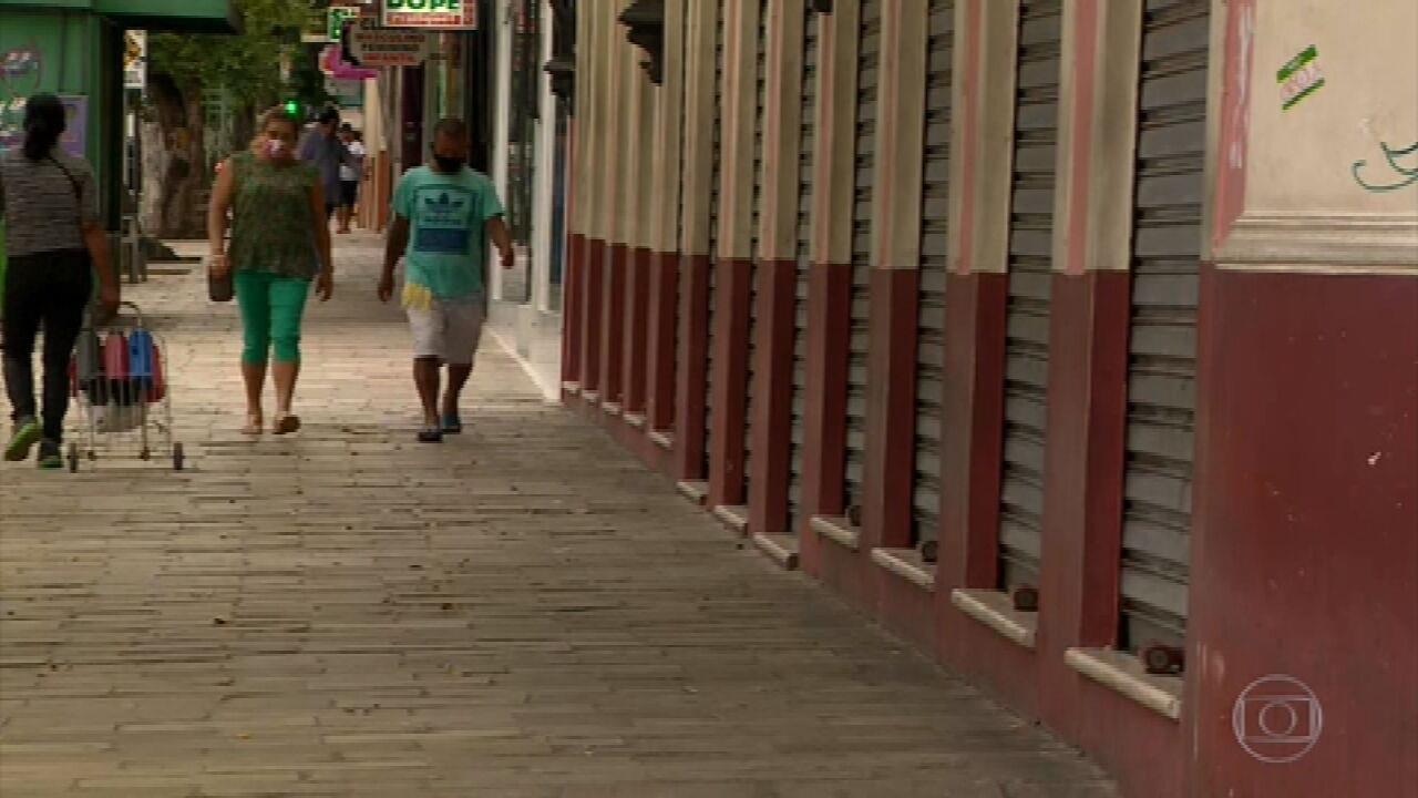 Amazonas flexbiliza medidas de combate ao coronavírus