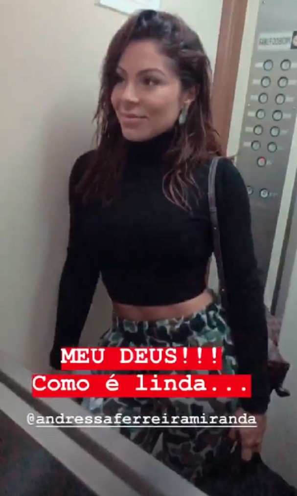 Andressa Miranda (Foto: Instagram/Reprodução)