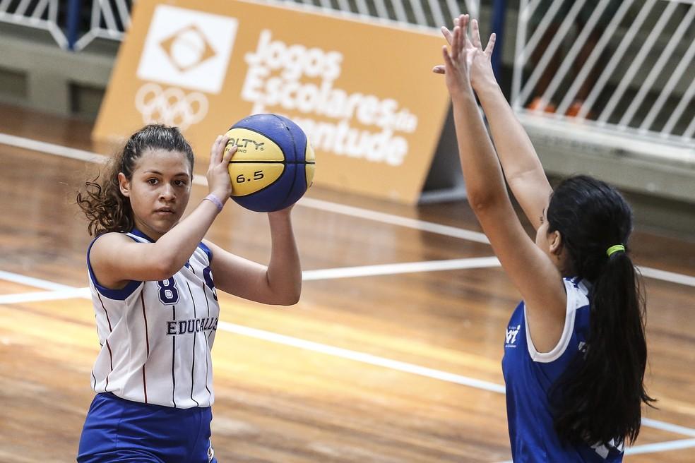 ... Etapa regional dos Jogos Escolares da Juventude classifica para o  nacional em Natal — Foto  58cd16df2a135