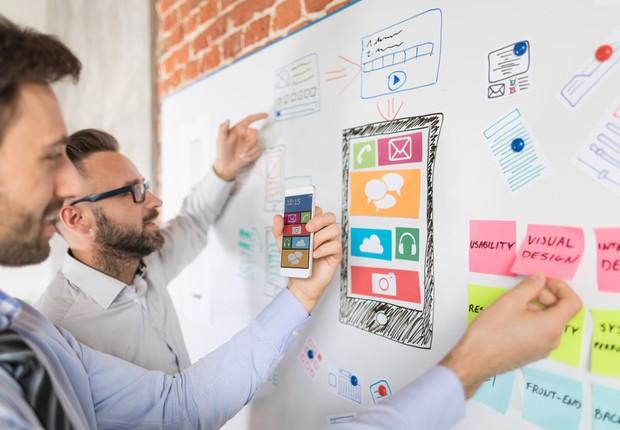 Elaborar um bom plano de negócios é o ponto de partida de qualquer empreendimento de sucesso (Foto: ThinkStock)