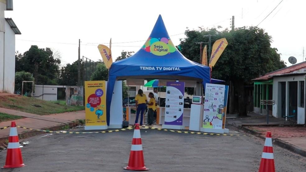 Caravana da TV Digital visita cidades da região de Marília (Foto: Divulgação)
