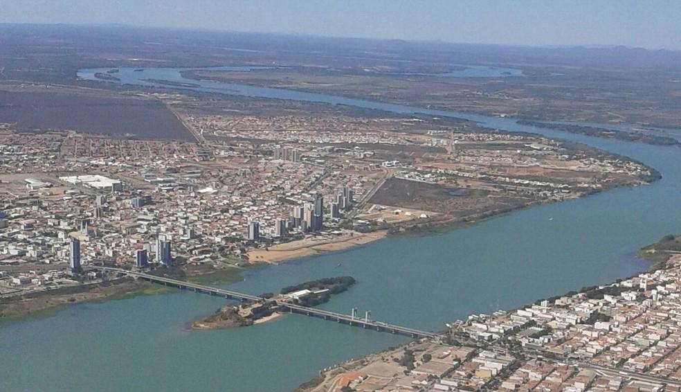 Petrolina, no Sertão de Pernambuco, registra novo óbito por Covid-19. — Foto: Wagno Fonseca Ramos de Sá/Arquivo pessoal