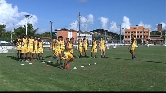 Josivaldo não engole regulamento do Paraibano Sub-19, mas almeja tricampeonato com o CSP