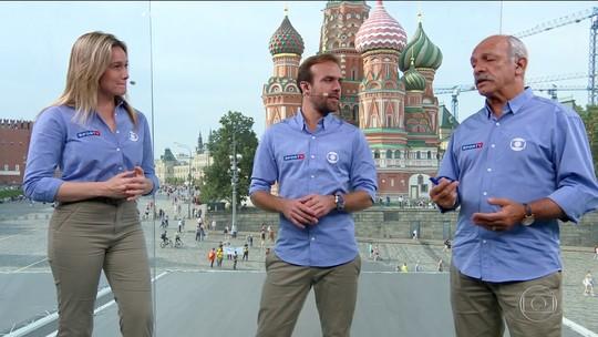 Roger e Júnior analisam os elencos e as estratégias de França e Croácia para a final