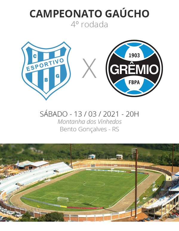 Esportivo X Gremio Veja Onde Assistir Escalacoes Desfalques E Arbitragem Campeonato Gaucho Ge