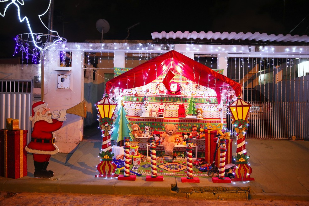 Inscrições para o concurso Eu Amo o Natal estão abertas até 13 de dezembro (Foto: Divulgação/Sol Pulquério )