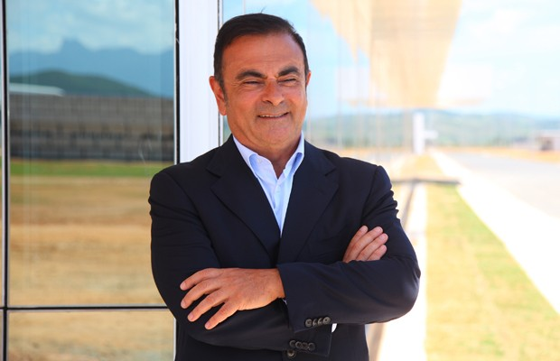 Carlos Ghosn (Foto: Divulgação)