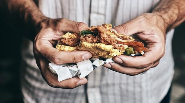 Futuro Burger, da Fazenda Futuro (Foto: Divulgação)