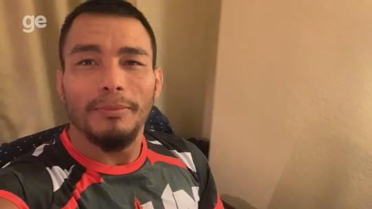 Em vídeo, John Macapá pede apoio de torcida amapaense antes de luta no Bellator