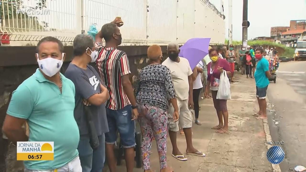 Economia: 'Salvador Para Todos 'paga a sexta parcela do benefício até esta quarta-feira