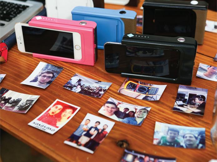 Prynt permite imprimir instantaneamente fotos feitas no celular (Foto: Divulgação) (Foto: Prynt permite imprimir instantaneamente fotos feitas no celular (Foto: Divulgação))