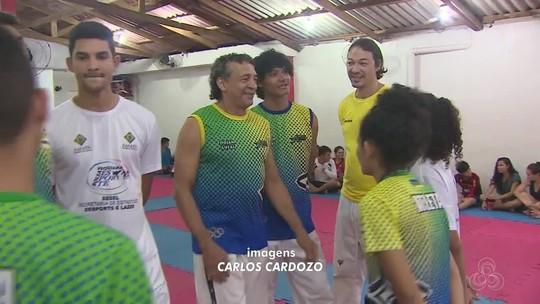 Taekwondista é ouro no Grand Slam e garante vaga na seleção brasileira