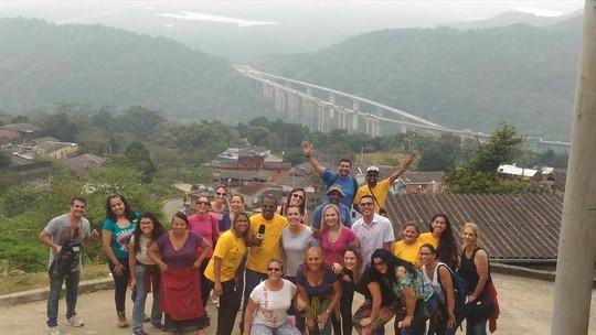 Rota do Sol mostra o Turismo de Base Comunitária de Cubatão
