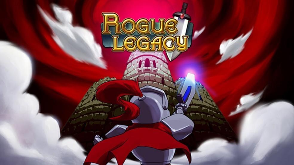 Rogue Legacy é jogo 2D com evolução — Foto: Divulgação/Cellar Door