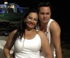 Solange Couto e o marido, Jamerson Andrade | Reprodução