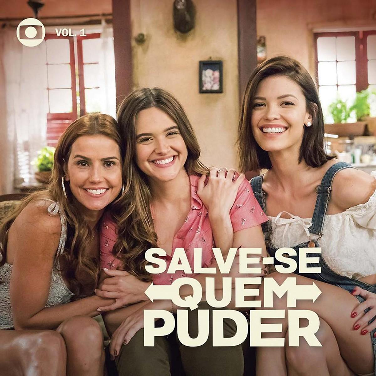 Ludmilla e Luiza Possi marcam boas presenças no disco 'Salve-se quem puder vol. 1' | Blog do Mauro Ferreira