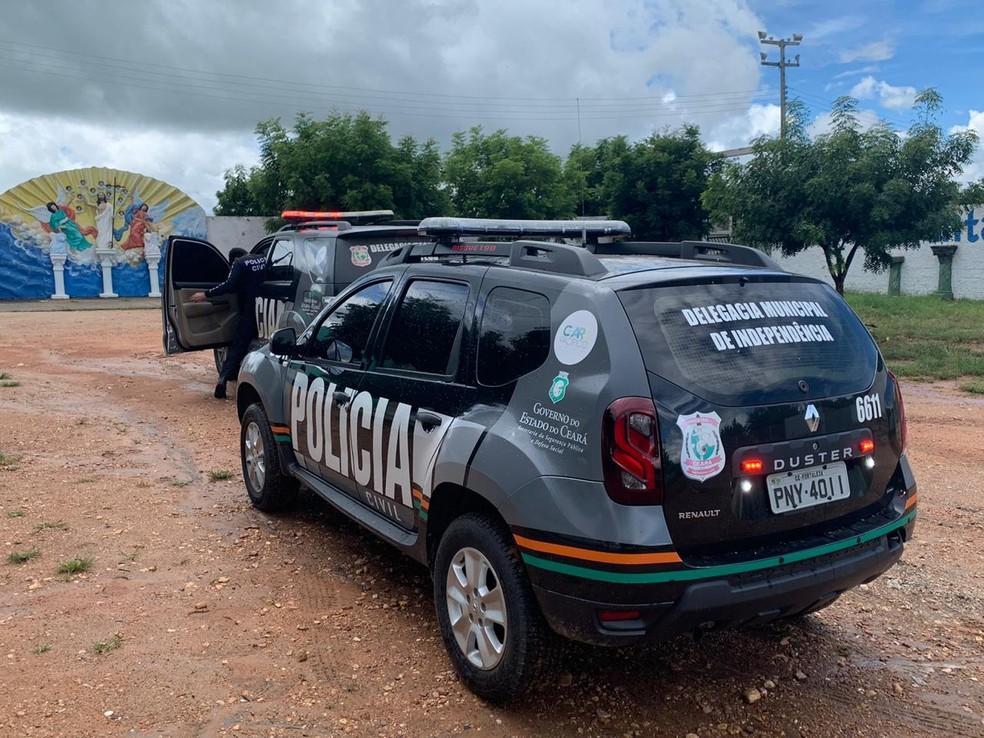 Mandados de prisão são contra grupo criminoso envolvido em crimes como tráfico de drogas, lavagem de dinheiro e homicídios. — Foto: Polícia Civil/ Divulgação