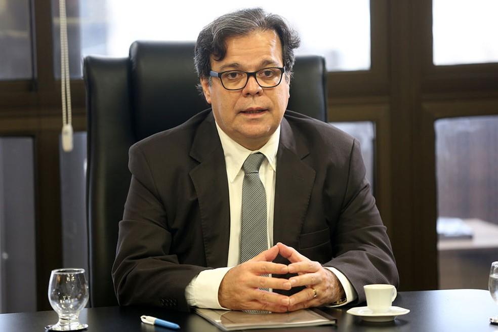O desembargador Tutmés Airan de Albuquerque presidente o Tribunal de Justiça de Alagoas — Foto: Divulgação/ TJ-AL