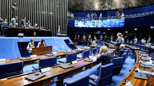 Foto: ( Marcos Oliveira/Agência Senado)