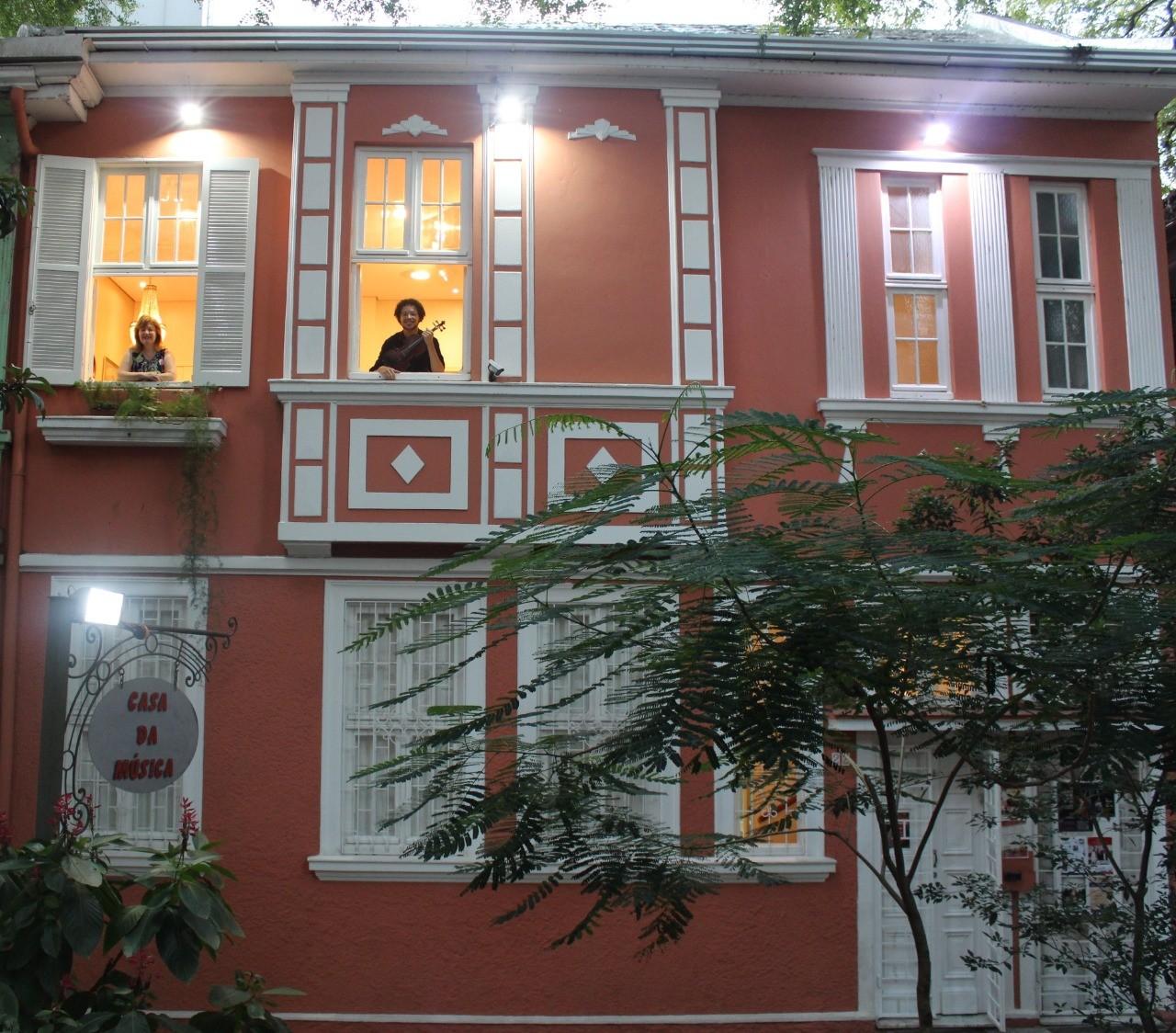 Casa da Música de Porto Alegre tem programação de recitais virtuais
