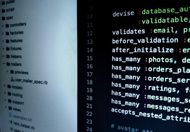 cibersegurança ; segurança ; dados ; programação (Foto: Pexels)