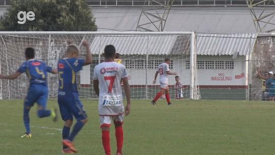 "Após jejum de 10 jogos sem marcar no Amazonense, Branco desencanta: ""Muito feliz por isso"""