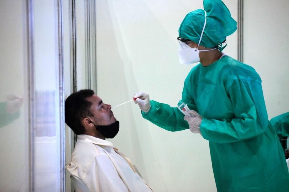 RN tem 64.519 casos confirmados de Covid-19 desde o início da pandemia — Foto: Alex Régis