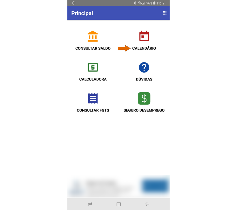consultar-saldo-04 Como consultar o saldo do PIS 2018 pelo celular