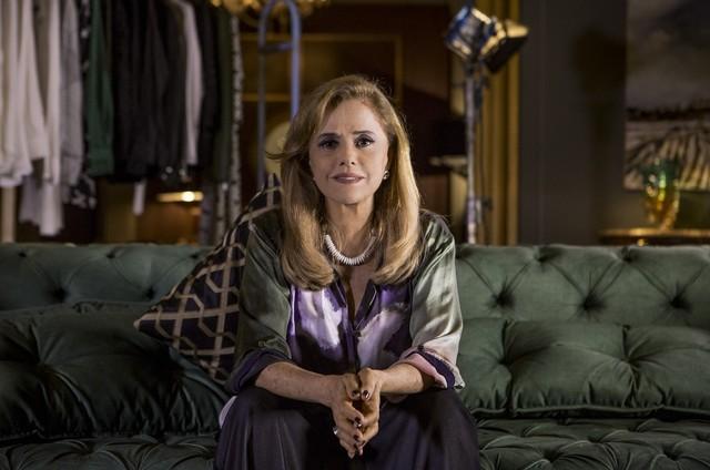 Marieta Severo (Foto: TV Globo)