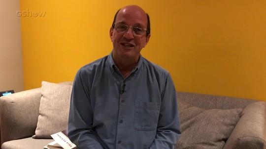 Marcos Uchôa lista curiosidades de sua mala de viajante que já rodou mais de 110 países