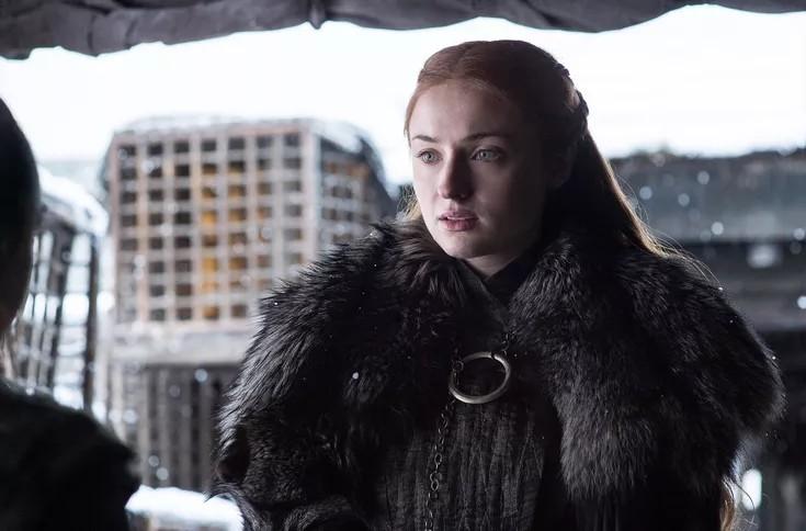 Sansa se tornou uma das protagonistas mais fortes de Game of Thrones (Foto: Divulgação)