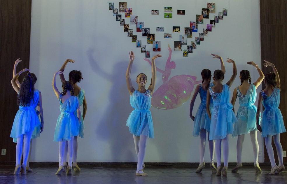 -  Mostra de dança será apresentada no dia 20 de junho, no Teatro do Sesi  Foto: Sesi/Divulgação