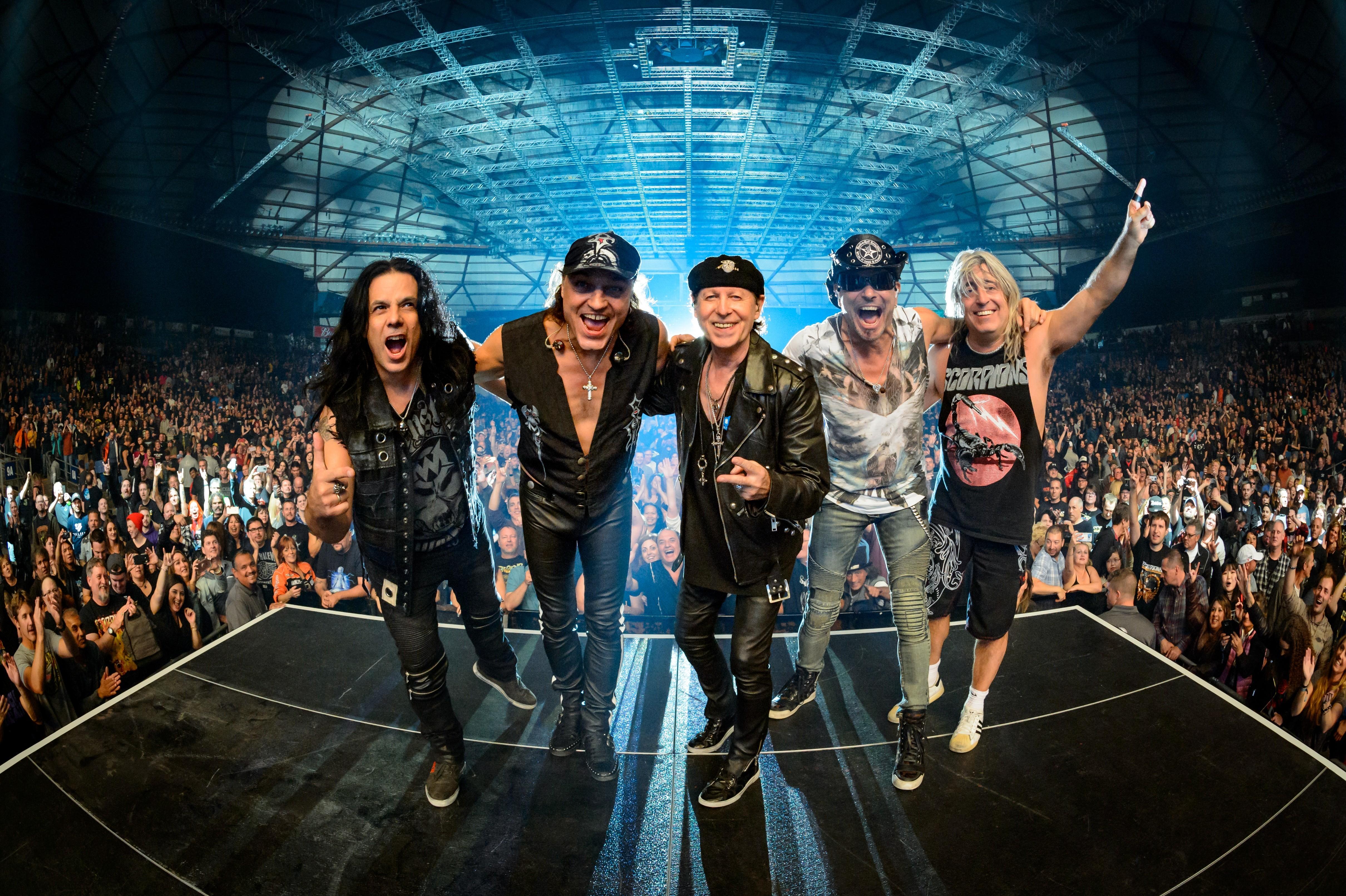 Scorpions recorda vinda ao Rock in Rio 1985 com reportagem especial sobre a banda - Notícias - Plantão Diário