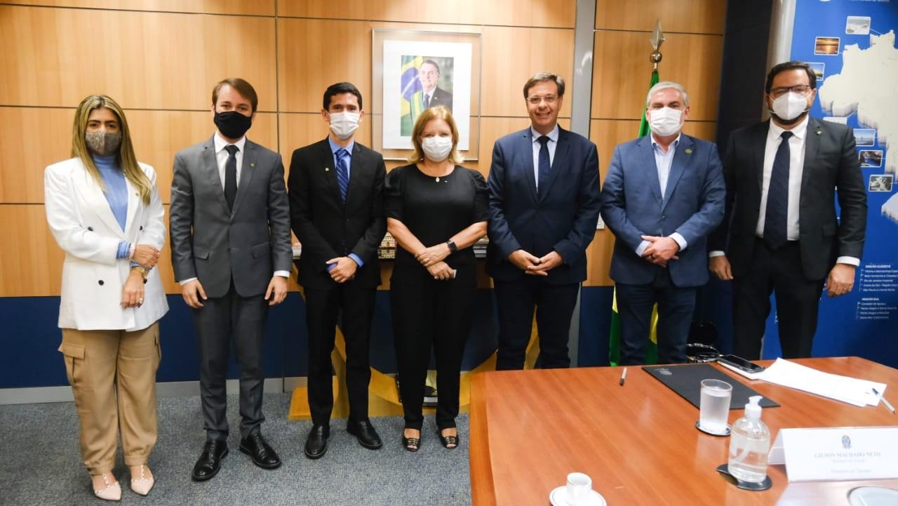 Ministro do Turismo, Gilson Machado, recebe representantes da Acic nesta terça-feira (15)