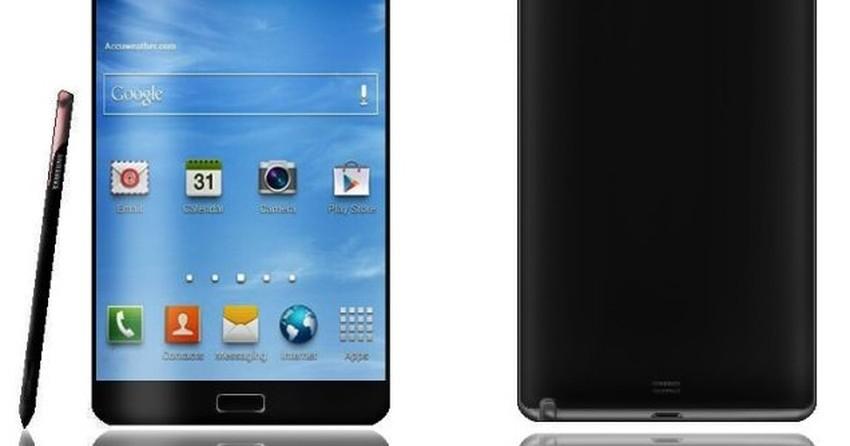 Galaxy Note 3 terá display de 6 polegadas feito de plástico