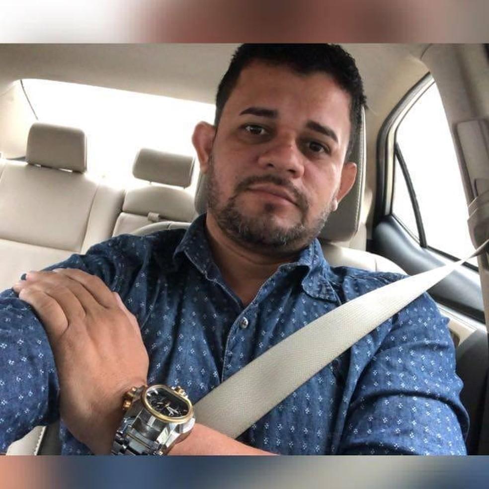 Celio Sousa Fernandes se hospedou em um hotel seis dias antes de ser encontrado morto na estrada de acesso ao Lago do Juá, em Santarém — Foto: Reprodução/Redes Sociais