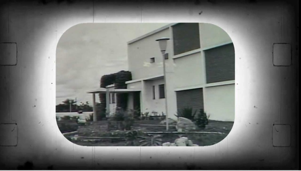TV Centro América foi fundada por Ueze Zahran em 1967 — Foto: TVC/Reprodução