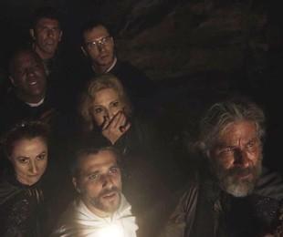 Os guardiões da novela 'O Sétimo Guardião'   TV Globo