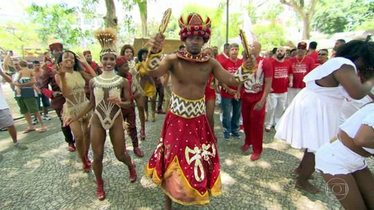Salgueiro: veja a letra do samba-enredo do carnaval 2019 no RJ
