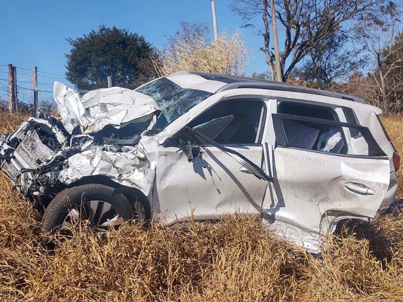 Mãe e filha feridas em acidente que matou 3 têm alta médica do HU em São Carlos