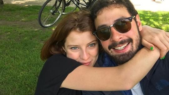 Giulia Gayoso apresenta fotos exclusivas feitas pelo namorado: 'Adoro a forma como ele me fotografa'