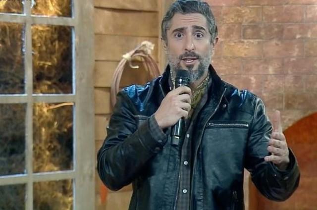 Marcos Mion, o apresentador de 'A fazenda' (Foto: Record)