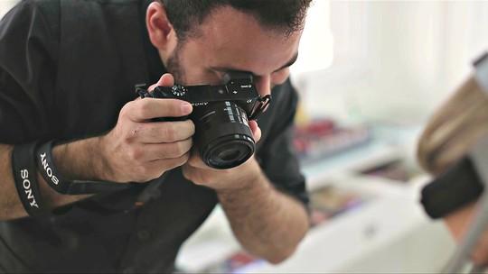Fotógrafo premiado conta sua história no quadro Inspiração