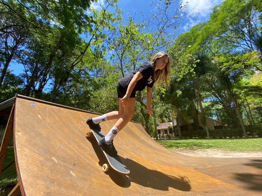 'Vai abrir portas', diz skatista de 11 anos do RS sobre medalha de Rayssa Leal nas Olimpíadas