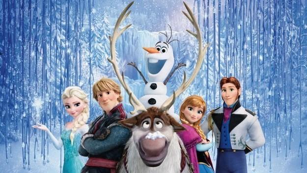 Frozen (Foto: Disney - divulgação)